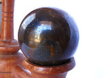 Hematite Sphere 40mm - 5pcs