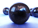 Hematite Sphere 50mm - 2pcs