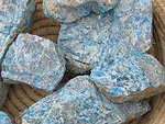 Apatite Rough - Block 50 LB Lot