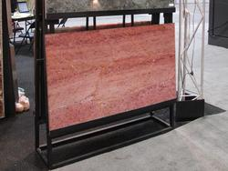 Strawberry Calcite Table Top (140 x 83 x 3 cm)