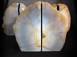 Agate Bookends 3-5kg - 50 pairs
