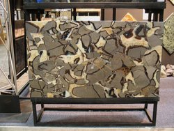 Septarian Table Top (140 x 83 x 3 cm)