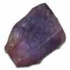 Corundum, Polychrome (Bi-Color Ruby / Sapphire) Crystals, 10g, Bi-Color AAA Quality
