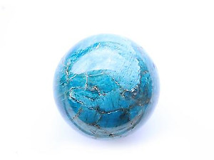 Apatite Spheres (45mm) - AA Quality