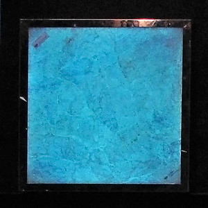 Sky Blue Calcite Tile (40 x 40 cm)