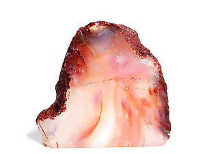 Carnelian Polished One Face