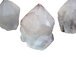 Natural Candle Quartz