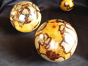 Septarian Large Sphere (90mm)