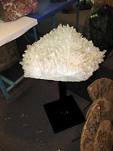 Large Quartz Cluster - Natural 51kg