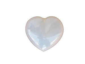 Agate Small Jewelry Heart