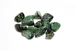 Crocodile Jasper Tumbled Stones - Small (18-25mm) - 1LB