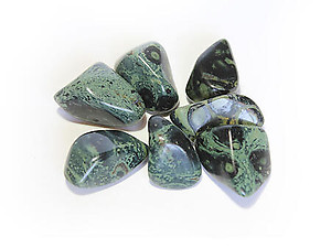 Crocodile Jasper Tumbled Stones - Medium (20-30mm) - 1LB